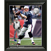 "Highland Mint New England Patriots Tom Brady ""Elite Series"" Minted Coin Photo Mint"