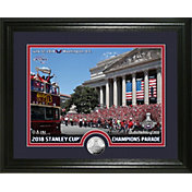 "Highland Mint 2018 Stanley Cup Champions Washington Capitals ""Parade"" Bronze Coin Photo Mint"