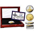 Highland Mint 2018 Stanley Cup Champions Washington Capitals Two-Tone Mint Coin