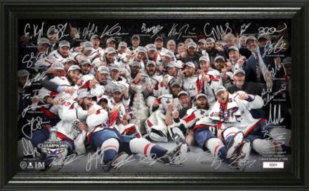 823797bcb Highland Mint 2018 Stanley Cup Champions Washington Capitals Signature Rink