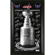 Highland Mint 2018 Stanley Cup Champions Washington Capitals Signature Trophy