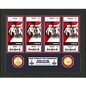 Highland Mint 2018 Stanley Cup Champions Washington Capitals Ticket Collection