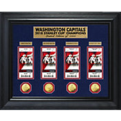 Highland Mint 2018 Stanley Cup Champions Washington Capitals Deluxe Gold Coin and Ticket Collection