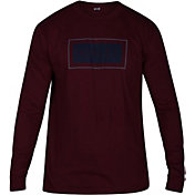 Hurley Men's Blocker Long Sleeve Shirt