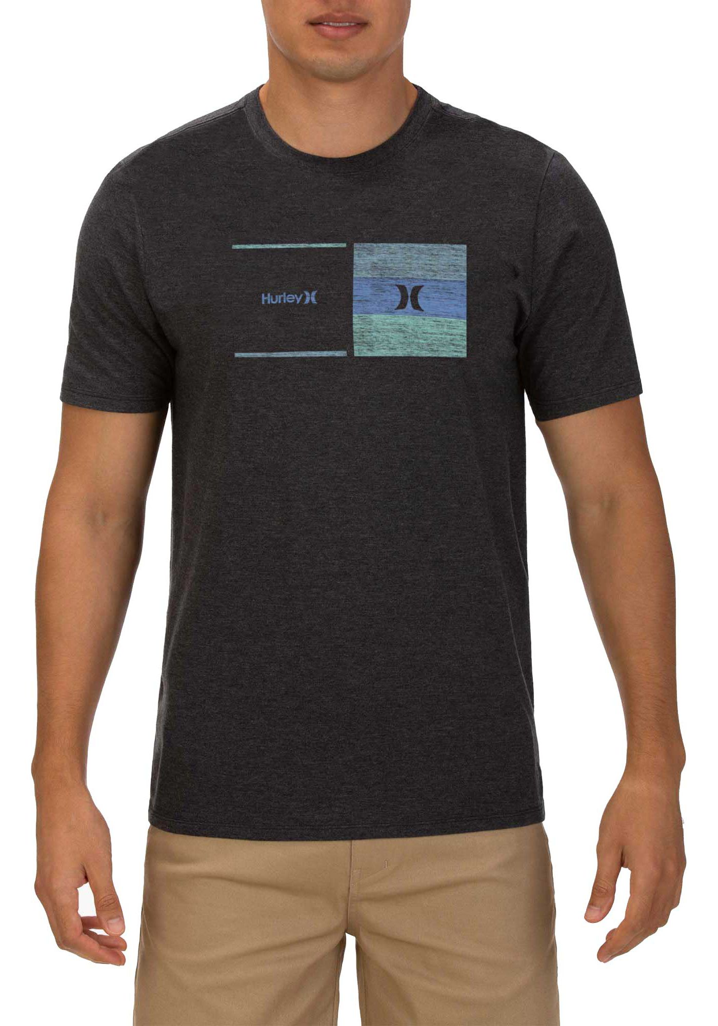 Hurley Men's Breaking Point T-Shirt