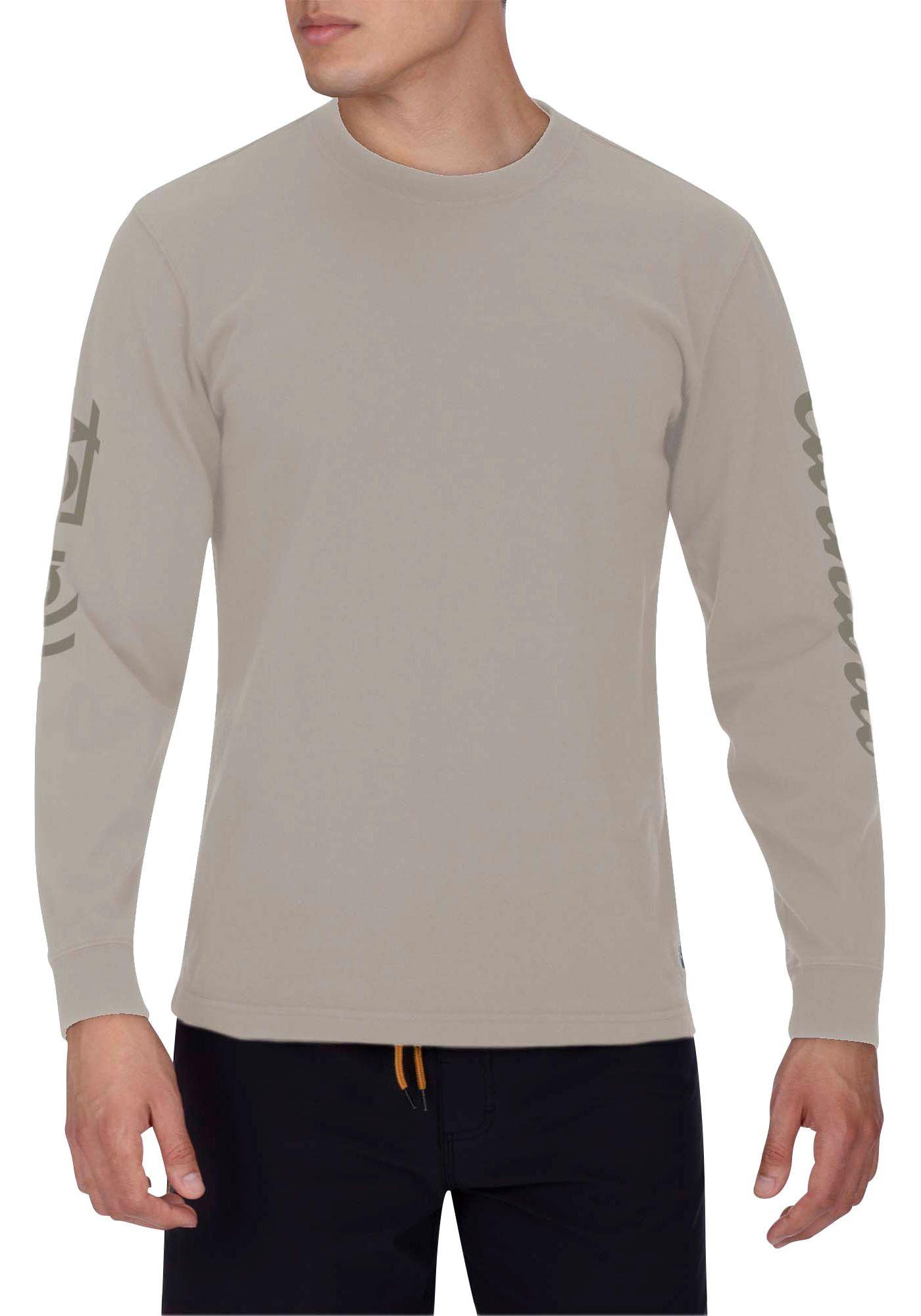 Hurley Men's Carhartt BFY Long Sleeve Shirt