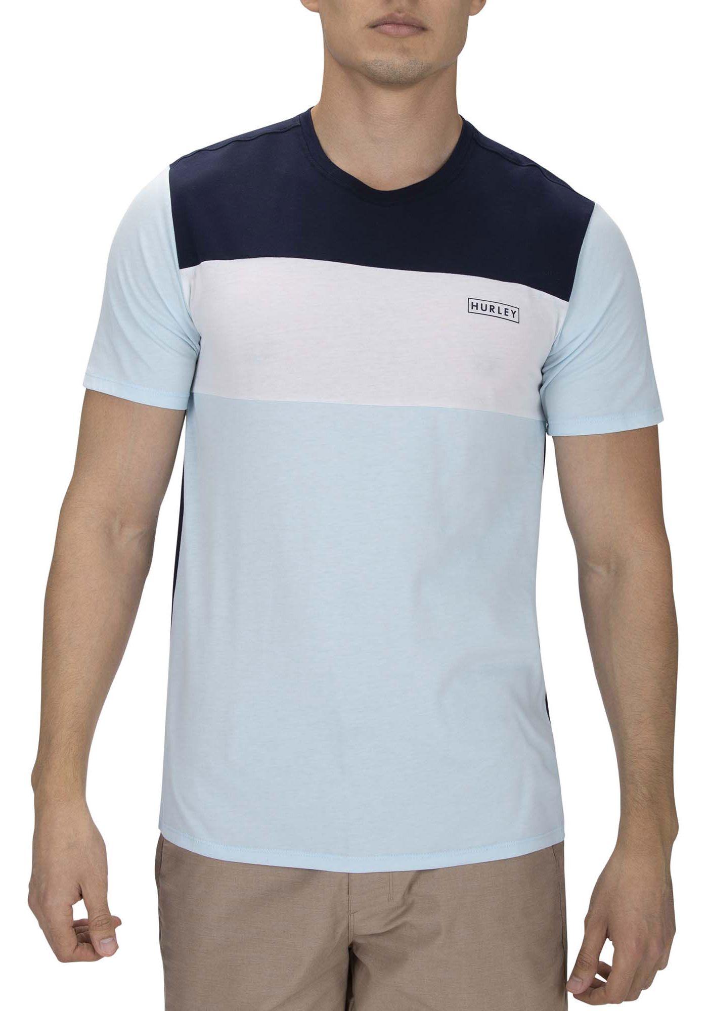 Hurley Men's Dri-FIT Blocked T-Shirt