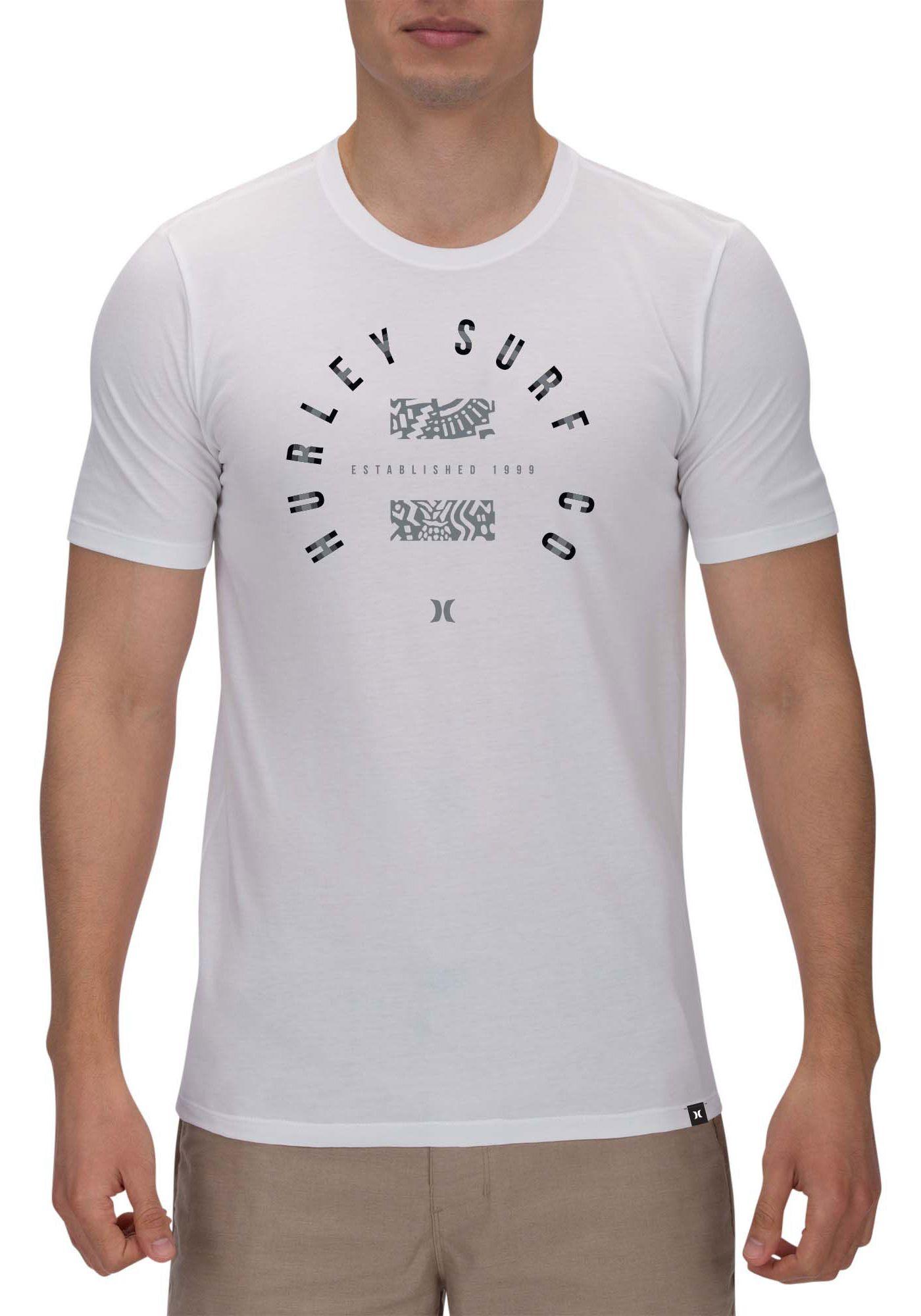 Hurley Men's Dri-FIT Tri Lock T-Shirt