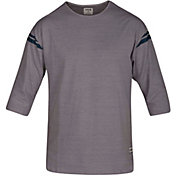 Hurley Men's Dri-FIT Detroit ¾ Sleeve Shirt
