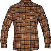 Hurley Men's Dri-FIT Hemmingway Button Down Short Sleeve Shirt