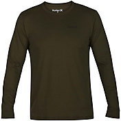 Hurley Men's One & Only 2.0 Dri-FIT Long Sleeve Shirt