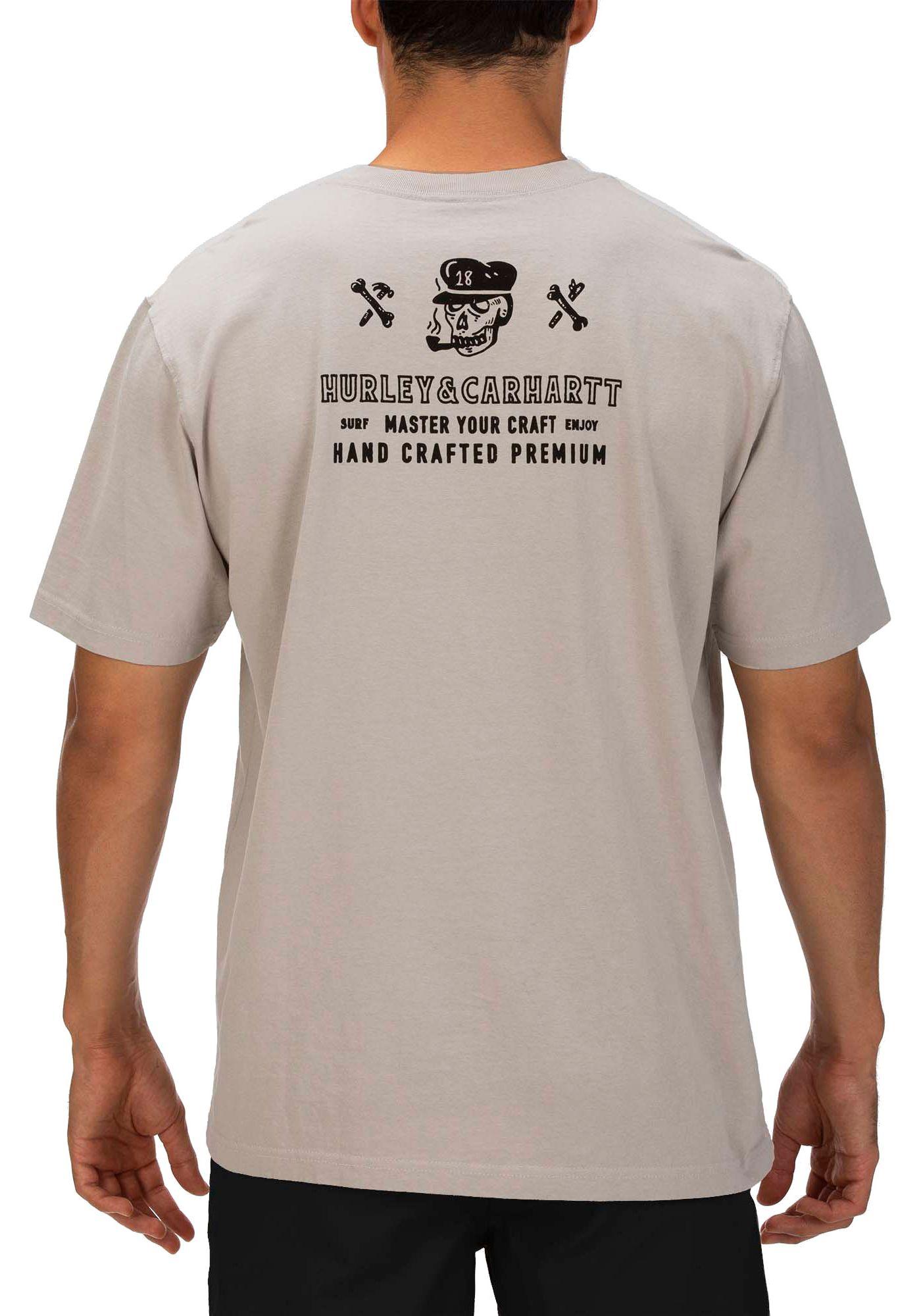 Hurley Men's Carhartt Handcrafted T-Shirt