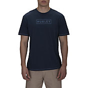 Hurley Men's Lightweight Boxed T-Shirt