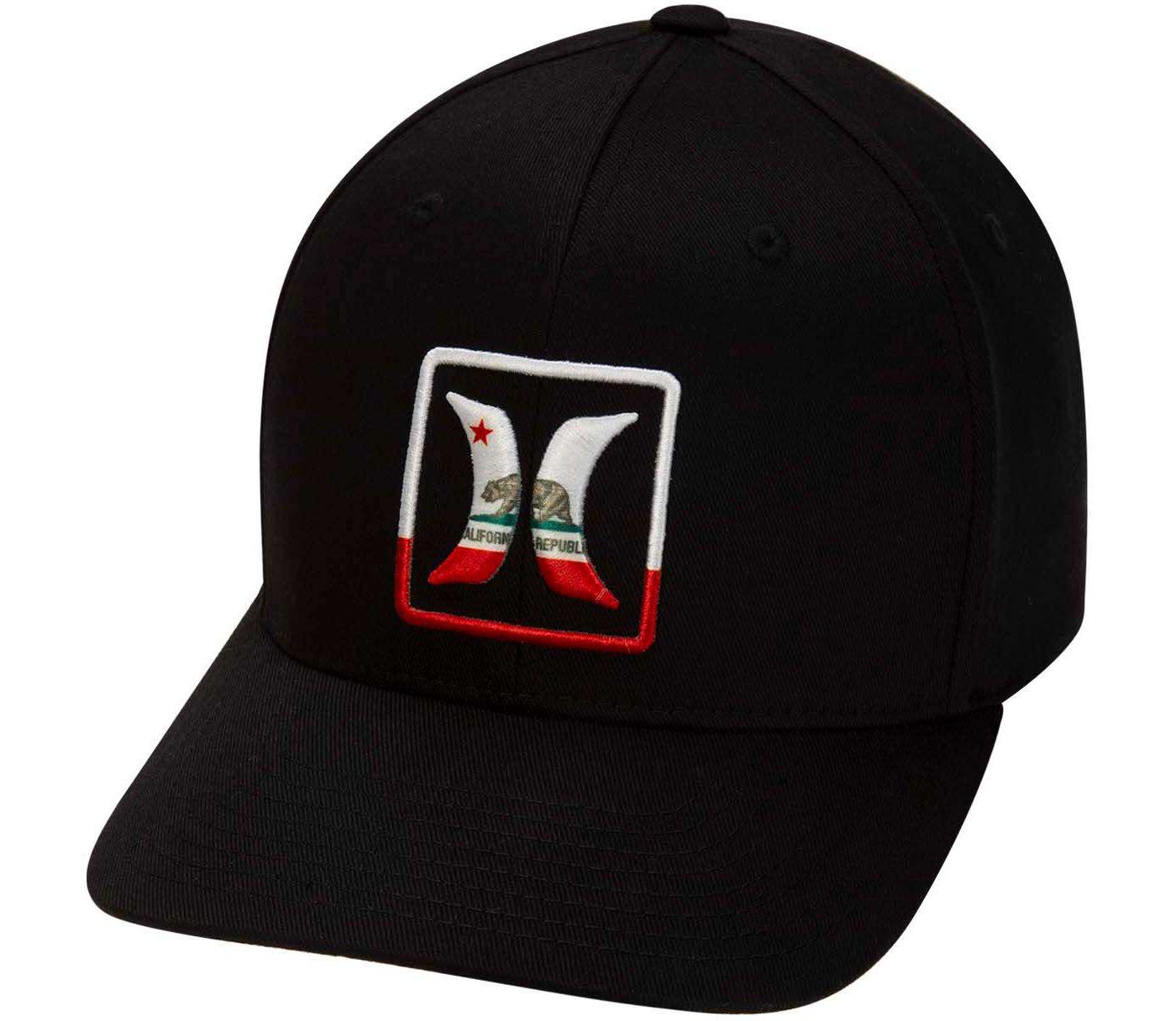 Hurley Men's California Flex Hat