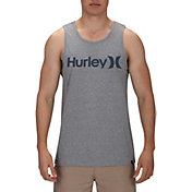 Hurley Men's One & Only Tank Top