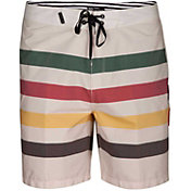 Hurley Men's Pendleton Glacier Beach Board Shorts