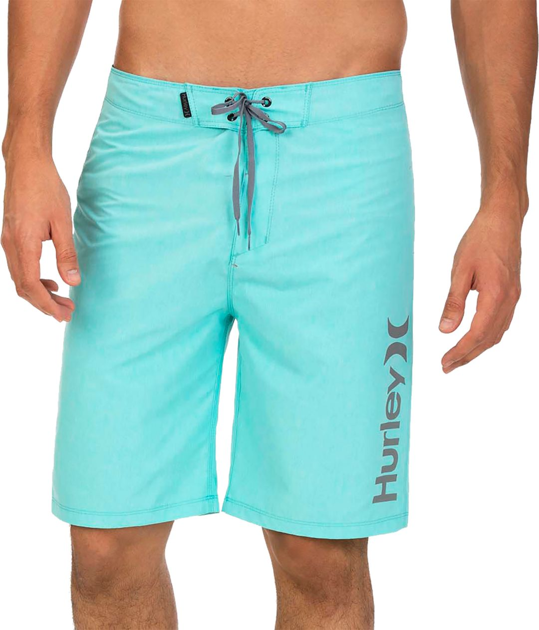 "d9219c8ecf Hurley Men's One & Only Heather 21"" Board Shorts 