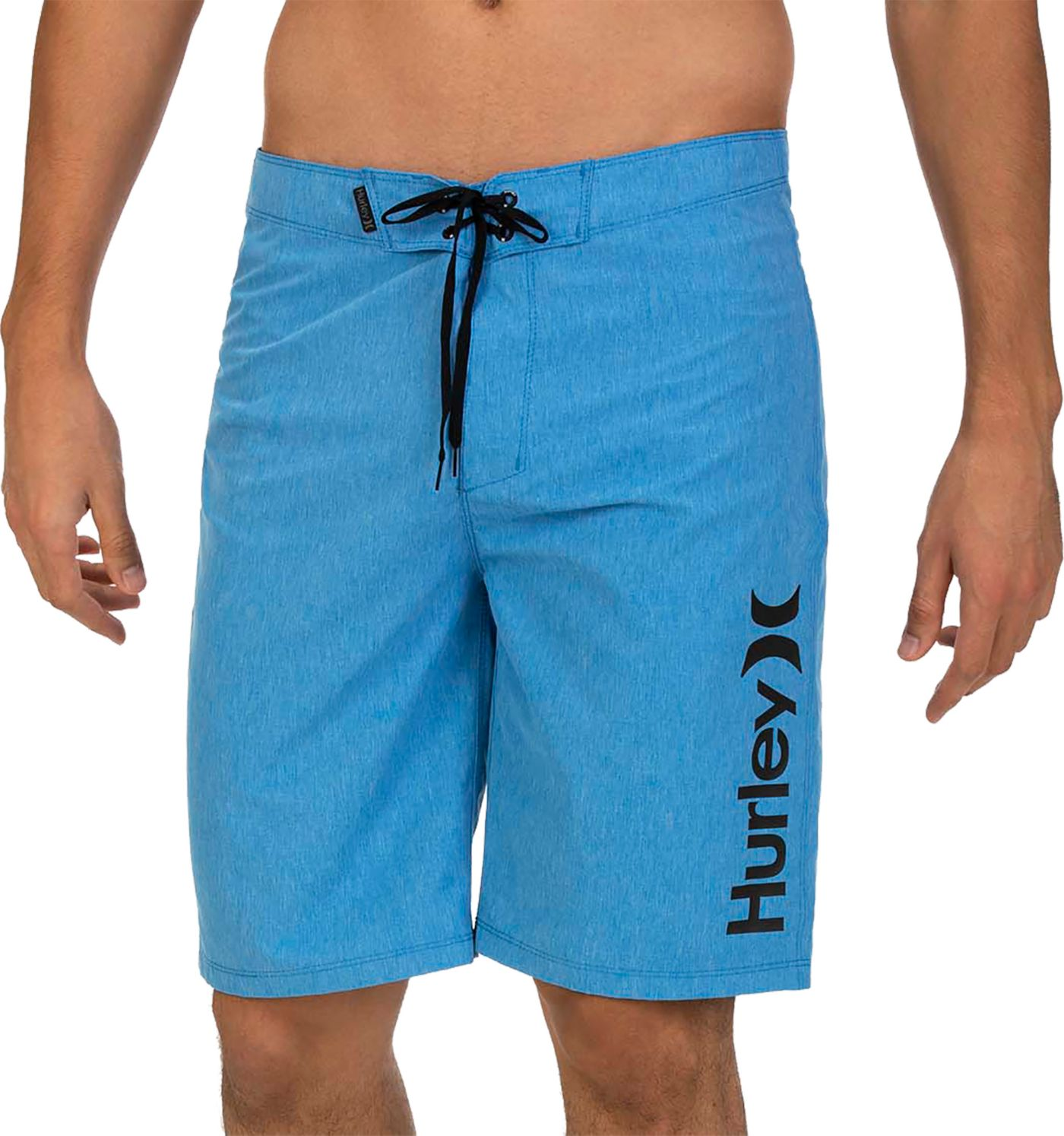 """Hurley Men's One & Only Heather 21"""" Board Shorts"""