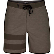 "Hurley Men's Phantom Ghost Party Slub 18"" Board Shorts"