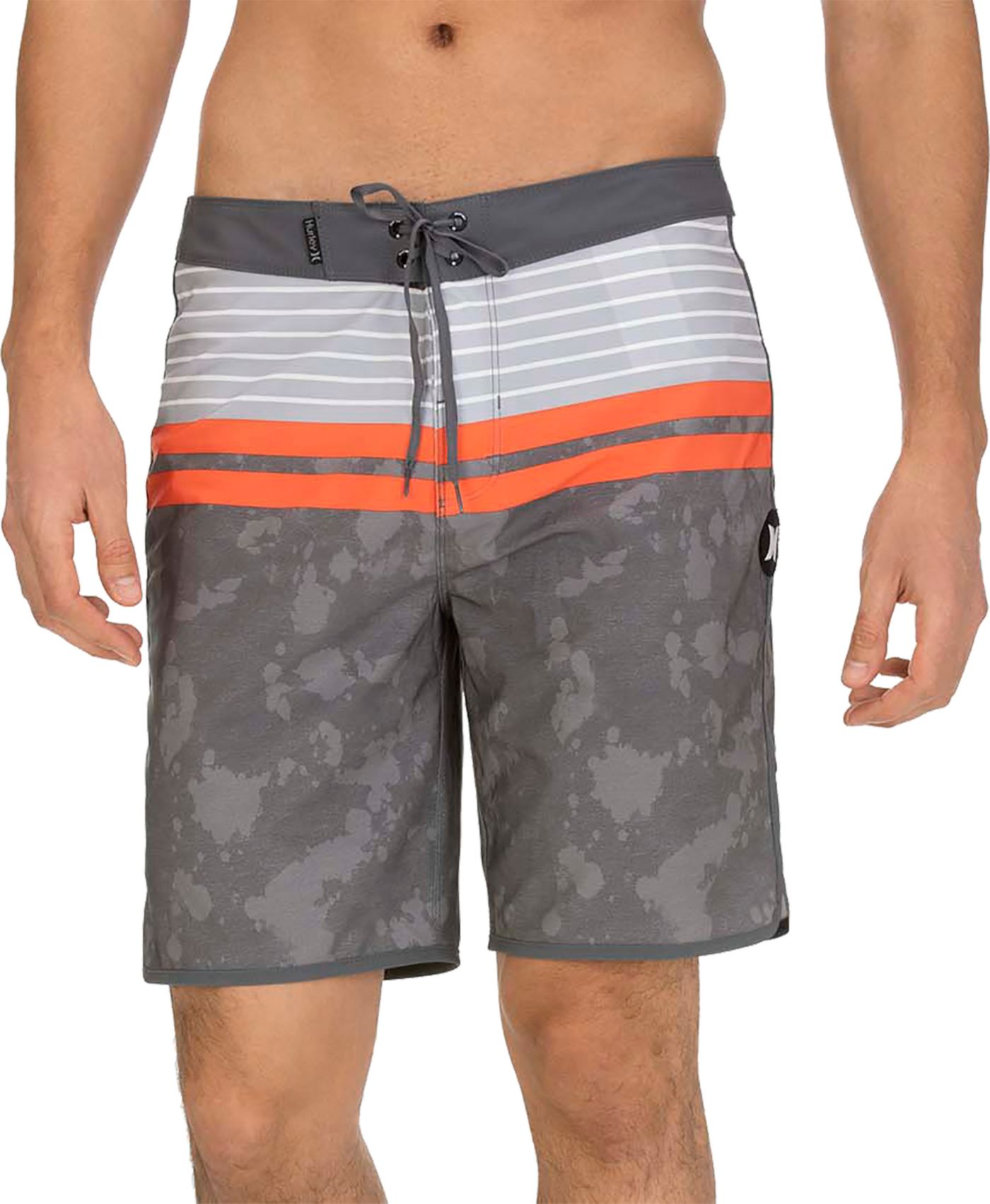 Hurley Men's Phantom Aloha Stripe Board Shorts