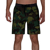 "Hurley Men's Phantom Alpha Trainer 18"" Hybrid Shorts"