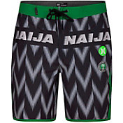 "Hurley Men's Phantom Nigeria National Team 18"" Board Shorts"