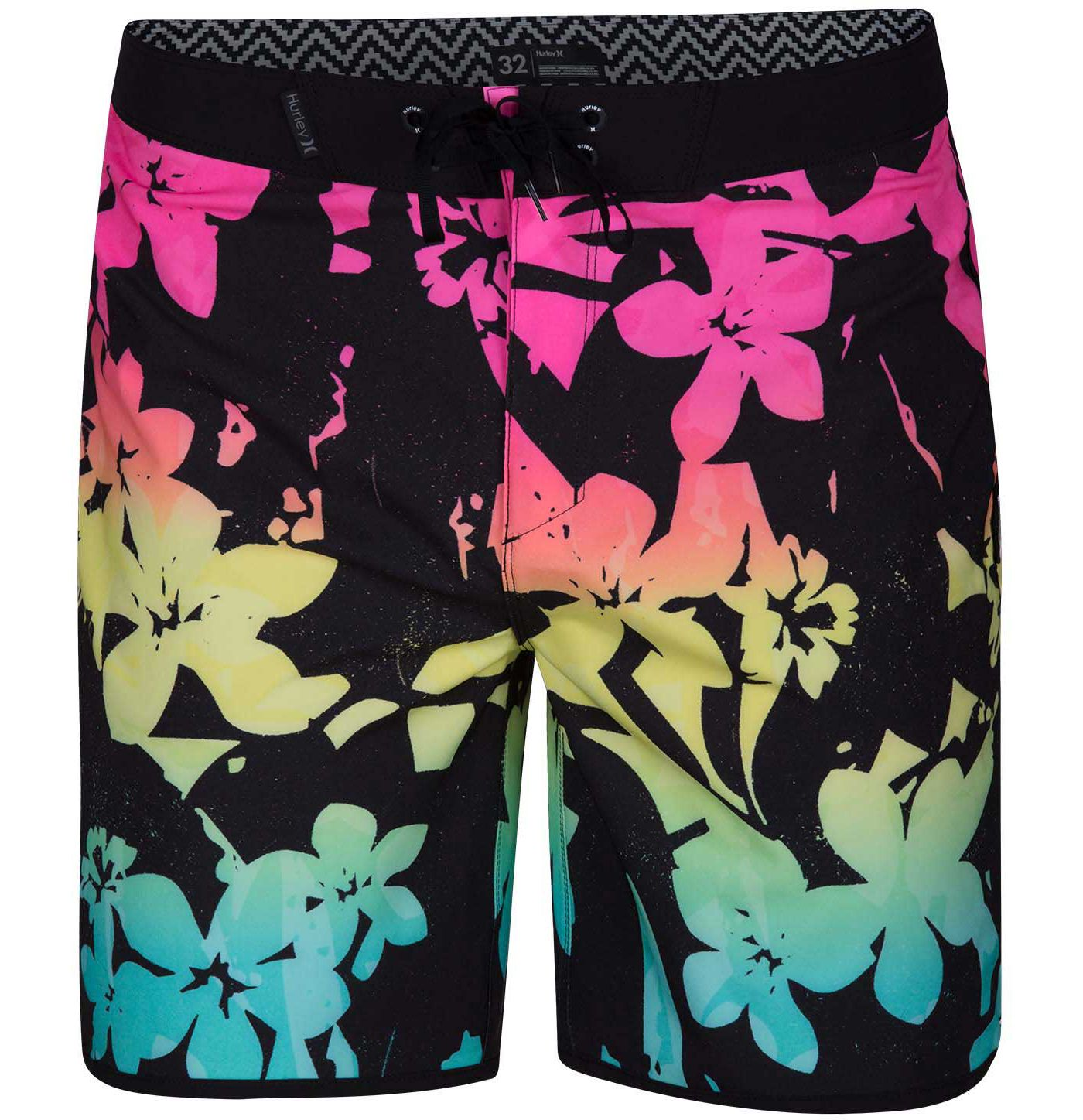 "Hurley Men's Phantom Rainforest 18"" Board Shorts"