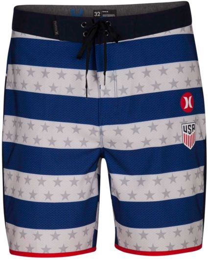 Hurley Men's Phantom USA Home Nat Team Board Shorts