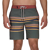 Hurley Men's Pendleton Badlands Beachside Board Shorts