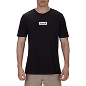 Hurley Men's One & Only Small Box T-Shirt