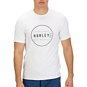 Hurley Men's Siro Built Short Sleeve Rash Guard