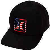 Hurley Men's USA Trucker Hat