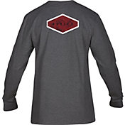 Hurley Men's Toolbox Long Sleeve Shirt