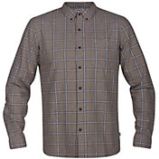 Hurley Men's Towns Woven Long Sleeve Shirt