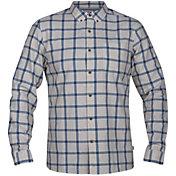 Hurley Men's Towns Woven Long Sleeve Shirt