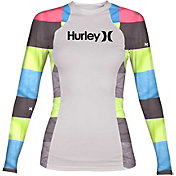 Hurley Women's One & Only Kingsroad Rash Guard