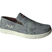 Huk Men's Brewster Boat Shoes