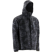 HUK Men's Dyad Down Camo Jacket