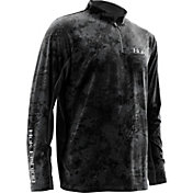 Huk Men's Subphantis ICON Quarter-Zip Shirt
