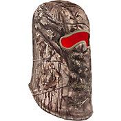 Huntworth Men's Hunting Camo/Blaze Reversible Balaclava