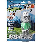 Hog Wild Raccoon Soccer Popper