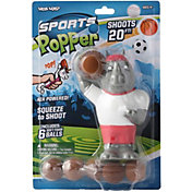 Hog Wild Rhino Football Popper
