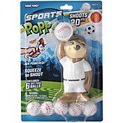 Hog Wild Sloth Baseball Popper