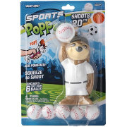 Hog Wild Sloth Baseball Popper