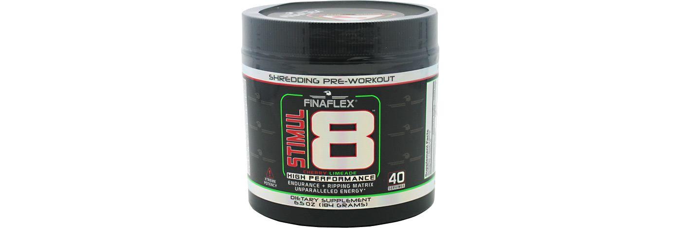 Finaflex STIMUL8 Pre-Workout Cherry Limeade 40 Servings