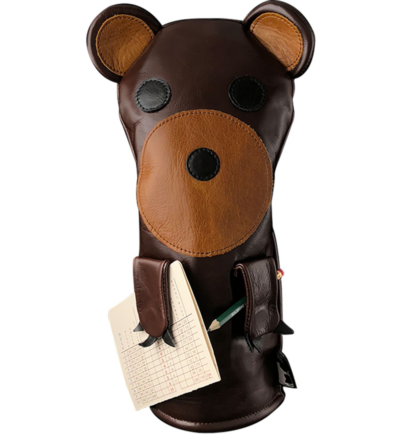 Dormie Workshop Tokey The Bear Driver Headcover