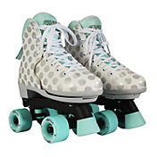 Circle Society Girls' Craze Sugar Drops Quad Roller Skates