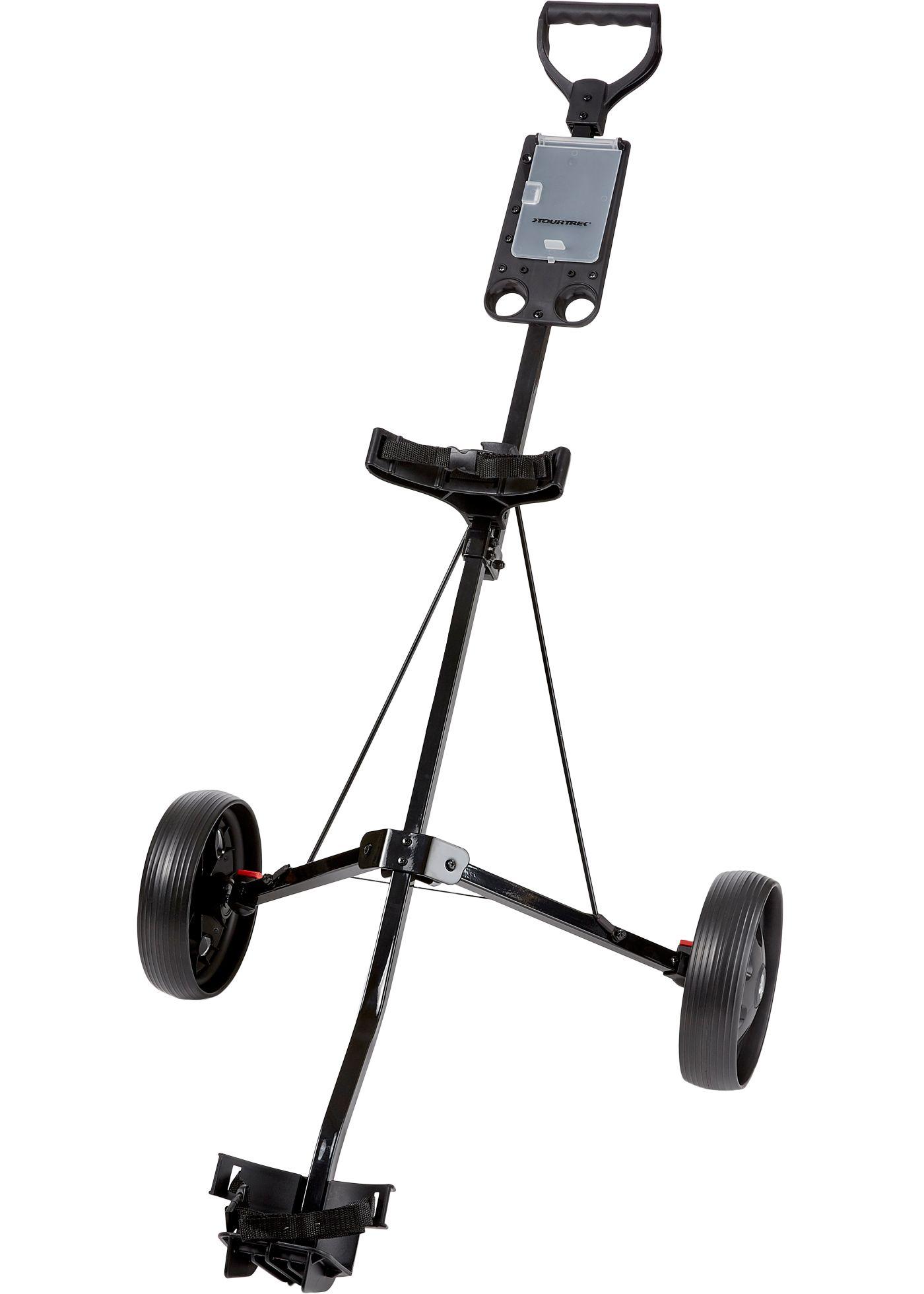 TourTrek 2018 2-Wheel Push Cart