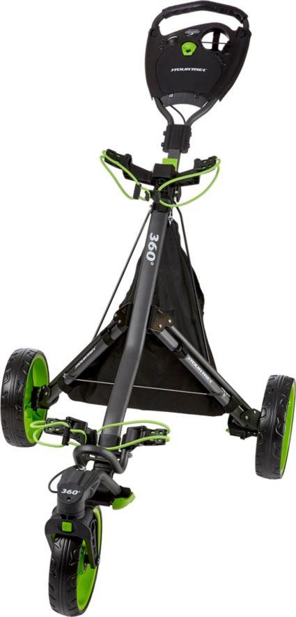 TourTrek 2018 360 3-Wheel Push Cart