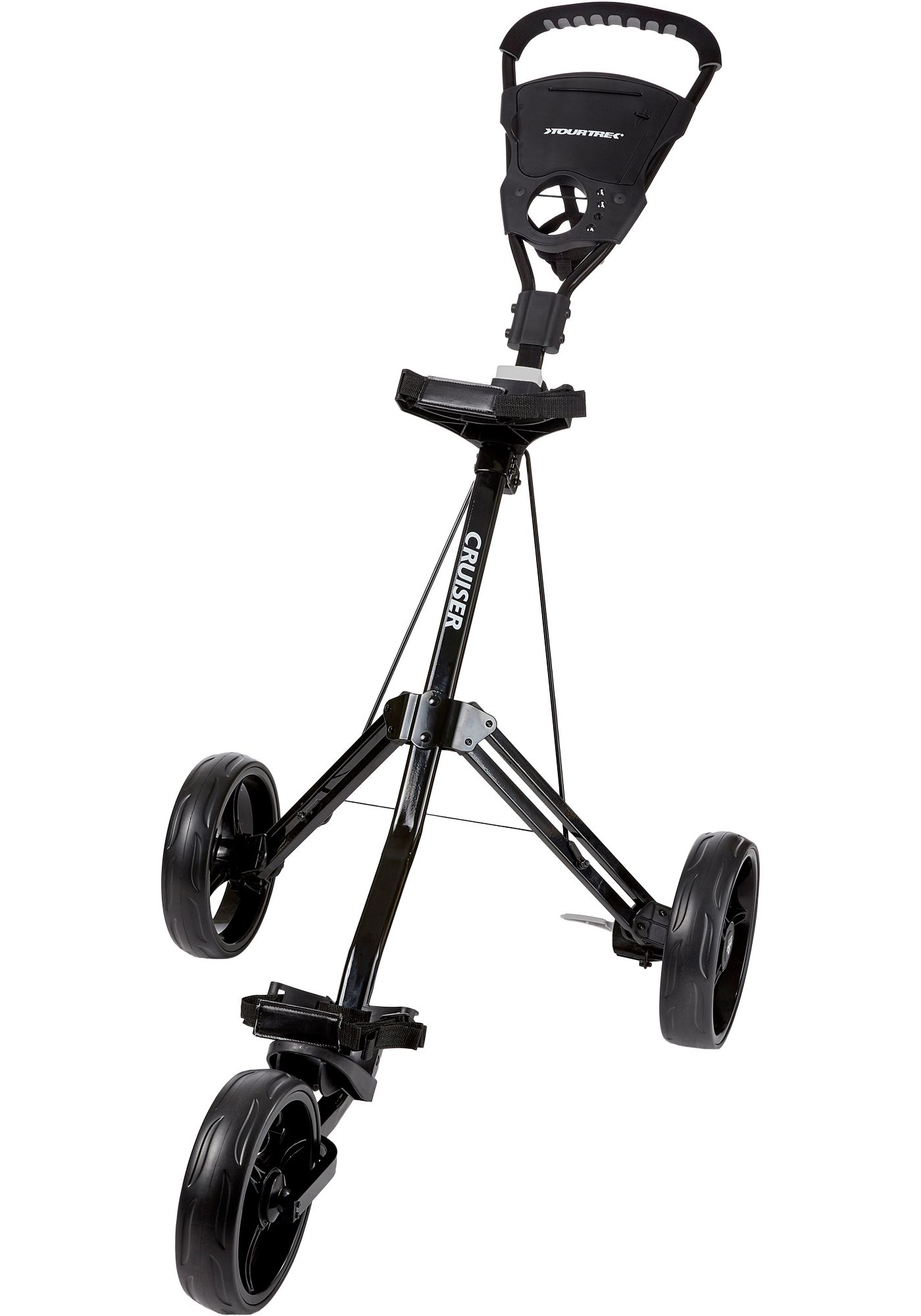 TourTrek 2018 Cruiser 3-Wheel Push Cart